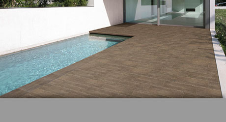 Ebony Tropical Forest Ceramica Antislip Natucer