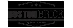 Logo serie Boston Brick