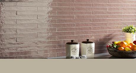 PIASTRELLA MARRONE-5x50-Ceramica-Natucer