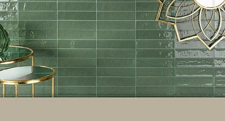 ZELLIGE GREEN-ESPACIO PÚBLICO-Ceramica-Natucer