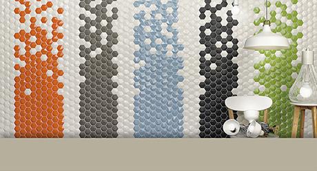3DHEX MIX-ESPACIO PÚBLICO-Ceramica-Natucer