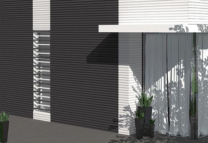 CONTINUAR LEYENDO SOBRE Contract spaces (Row Cube)