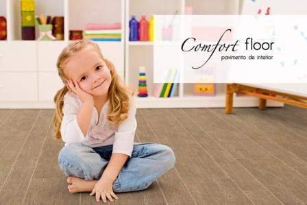 Imagenes Natucer presenta Comfort Floor