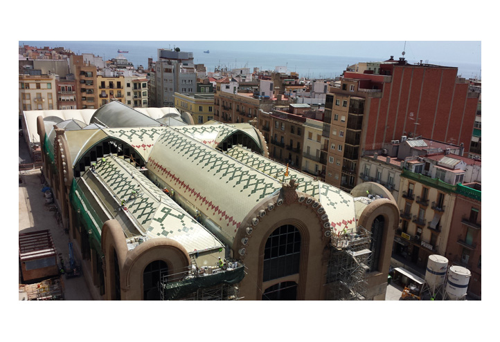 CONTINUAR LEYENDO SOBRE Obra Mercado Central Tarragona