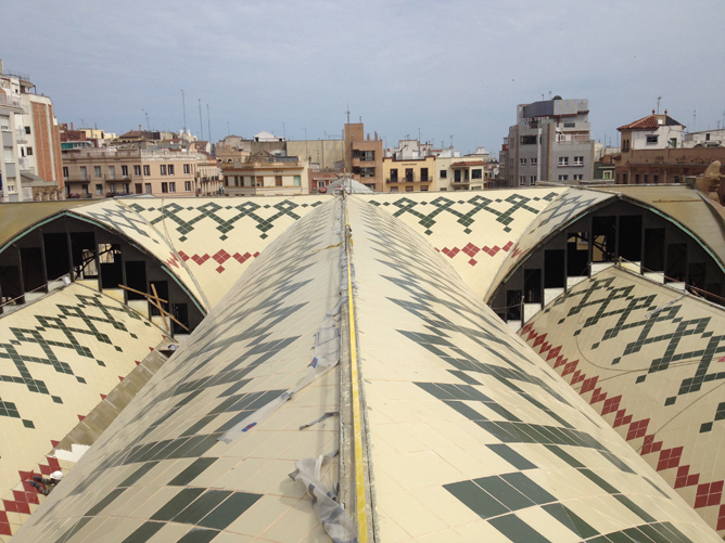 Imagenes Tarragona Central Market Work