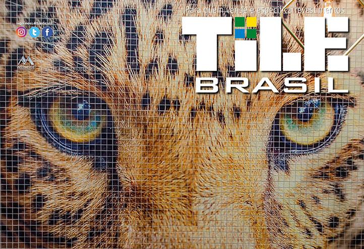 CONTINUAR LEYENDO SOBRE Aparición en la revista Tile Brasil
