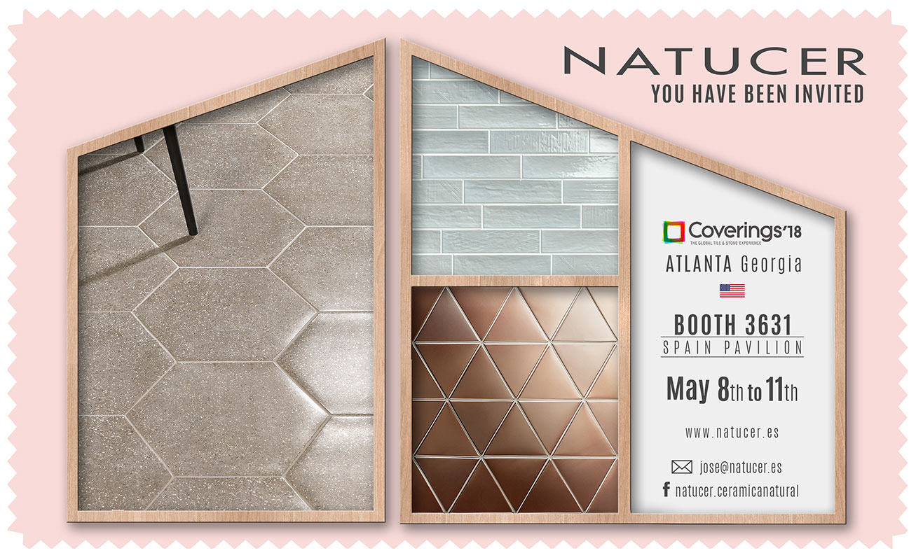 Imagenes Coverings 2018