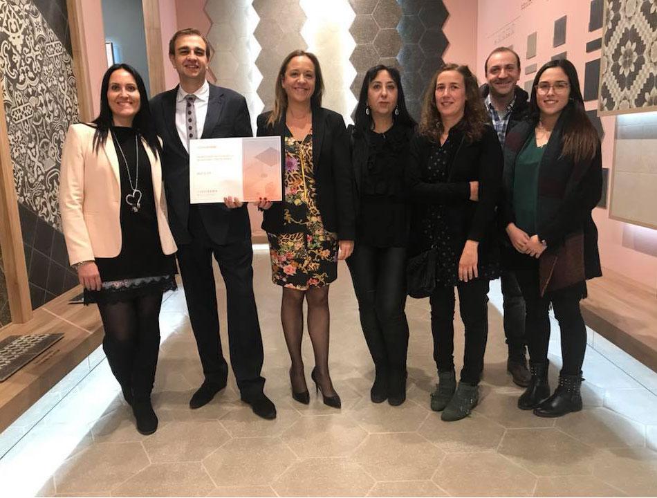 Imagenes Premio diseño de interiores Cevisama 2018