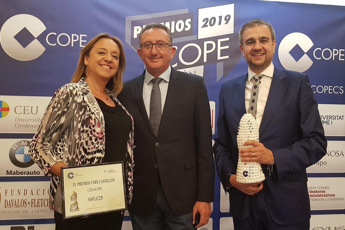 Imagenes IX Cope Castellón Awards