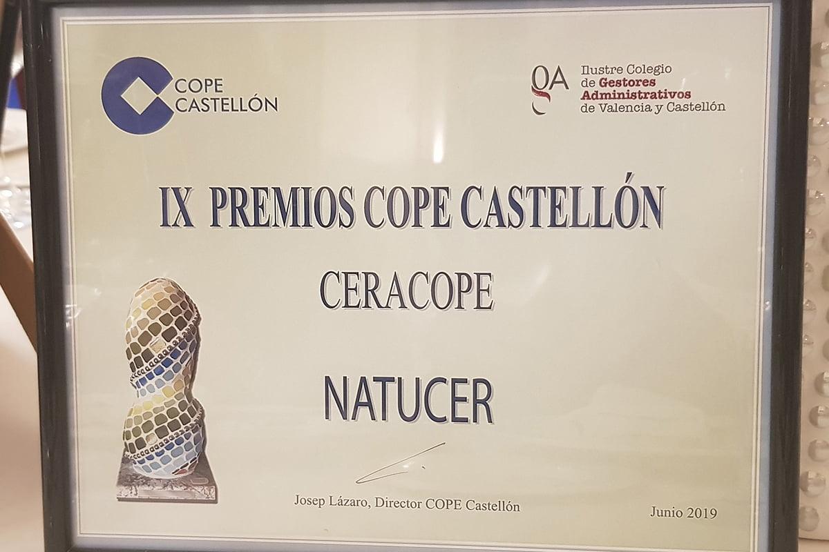 Imagenes IX Premios Cope Castellón