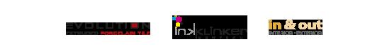 Evolution Extruded Porcelain Tile |Ink Klinker | In & Out Interior - Exterior