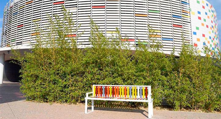 CONTINUAR LEYENDO SOBRE Urban Furniture Palau de la Festa