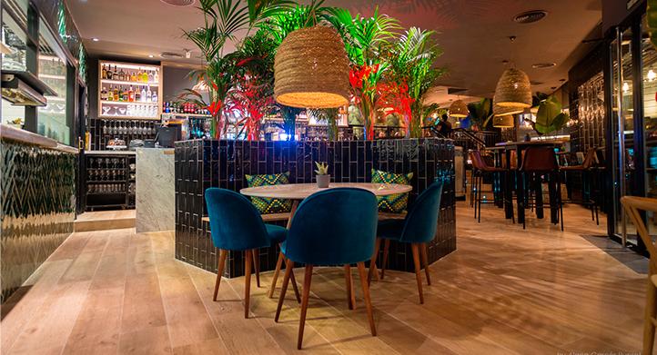 CONTINUAR LEYENDO SOBRE Mandoca Restaurant
