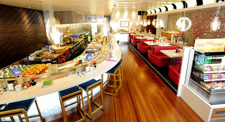 CONTINUAR LEYENDO SOBRE Restaurante Yo Sushi