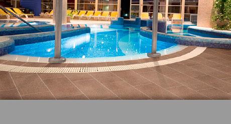 Baños QuartzKlinker soluciones para piscinas Natucer