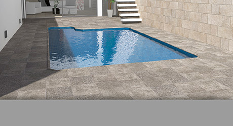 Grosseto Granite soluciones para piscinas Natucer