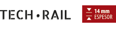 Logo serie Tech Rail
