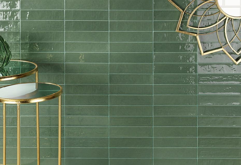 ZELLIGE GREEN 6,2x25